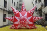 Customized Inflatable Decoration Sun Shape for Promotion