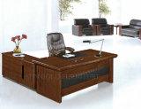 Wooden Furniture, High Glossy Veneer MDF L Shape Desk (SZ-OD503)