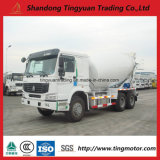 Sinotruk Concrete Mixer Truck/ Construction Machinery