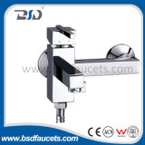 Yuhuan Baisida Cheaper Price New Chrome Finish Waterfall Deck Mount Bath Tub Faucet