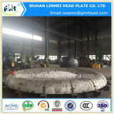 Flat Bottom Transition Section Conical Head for Coke Chamber