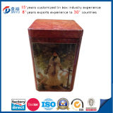 Manufacturer Herbal Tea Can Paper Tube Box Tea Tin Wholesale