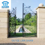 High Quality Crafted Wrought Iron Gate 029