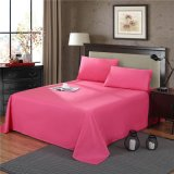 China Manufacture Polyester Bedding Bed Linen Bed Sheet Set