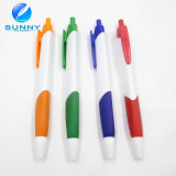 2015 Cheap Plastic Pen Promotional Ball Pen with Logo Printing
