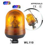 12V /24V DC LED Rotating Beacon Light (halogen optional)