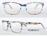 Newest Style Colorful Stone Eyewear Acetate Glasses Optical Frame