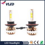 Cheap Price H7 H3 H4 9005 9006 H11 LED Auto Light with Fan