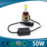 High Power 50W 4800lm H4 LED Auto Light
