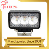 Square 9W Spot Ce FCC Certified Auto LED Work Light