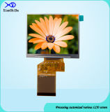 3.5 Inch LCD Screen with 450 CD/M2 Brightness