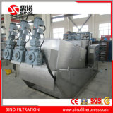 Best Quality Oil Sludge Dewatering Machine Screw Filter Press