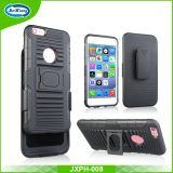 Rugged Hard PC & TPU Hybrid Armor Protective Case for Apple iPhone 6 Plus 5.5 Inch Robot Armor Case