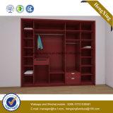 Factory Price Bedroom Wooden Wardrobe Closet (HX-LC2099)