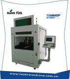 Automatic CNC CO2 Metal Plastic Fiber Laser Cutting Machine