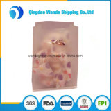 Customized Plastic Frosted Retail Shopping Die Cut Bag