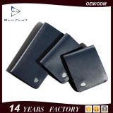 Men's Formal Business Wear Genuine Embossed Leather Card Holder Wallet