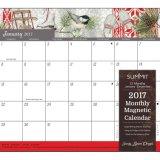 High Energy Fridge Magnetic Calendar