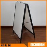 Poster Floor Stand Tripod Stands Rack Tripod Display Sign