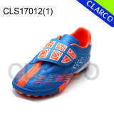 Kids Sports Soccer Indoor Shoes with Soft Leather