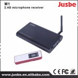 Cheap Price Classroom Use 2.4G Wireless Microphone Receiver M1