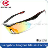 New Hot Sale Fashion Sport Glasses Eye Protection UV400 Polarized Cycling Driving Running Sunglasses