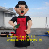 Cartoon Model Type Inflatable Cartoon Character for Outdoor