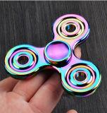 Wholesale Rainbow Fidget Finger Spinner for EDC Finger Spinner Reducer