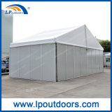 Outdoor Clear Span Roder Style Marquee Storage Tent with Sandwich Wall for Sale