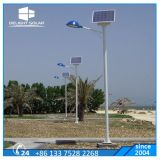 Factory Price Wholesale Outdoor Battery Burid Solar LED Street Lamp