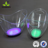 Rechargeable Light up LED Ice Buckets for Soda Storage