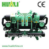 High Efficiency Industrial Water Cooled Screw Water Chiller with Ce