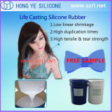 Platinum Life Casting Silicone Rubber for Sex Dolls Making