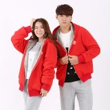 Far-infrared Heating Clothing in Winter for Couple