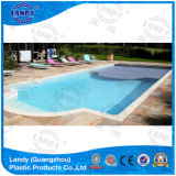 Transparent Slats Automatic Pool Covers Landy Covers