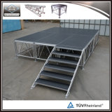 Used Portable Staging Portable Stairs