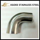 Stainless Steel Handrail Tube Connector Elbow Square 3 Way Tee