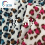100%Polyester 150d/144f Micro Printed Polar Fleece Fabric