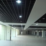 Interior Design Suspended Open Grille Cell Ceiling with Aluminum Alloy Material