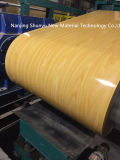 Wooden Design PPGI/PPGL Steel Coils for Vietnam Market with 0.13-1.2mm Thickness