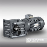 High Performance Right Angle Shaft K Series Helical-Bevel Gear Units