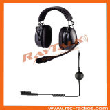 Heavy Duty Carbon Fiber Noise Cancelling Headset for Dp2600