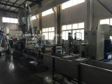 Recycle Plastic Machine and High Torque Co-Rotating Twin-Screw Extruder