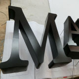 Very Bright Backlit 3D LED Channel Letters for The Shop Sign Billboard Desplay