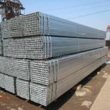 Tianjin Hot Rolled Hollow Section Round Galvanized Steel Pipe Price
