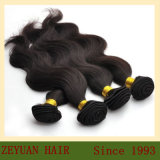5A Virgin Remy Human Hair Brazilian Virgin Hair Extension (ZYWEFT-27)