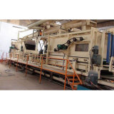 Global Shining Small Scale Particle Board Production Line Making Machine