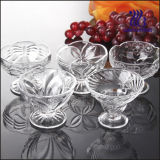 3oz Small Size Spiral Glass Ice Cream Cup (GB1003ZS)