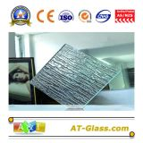 3~8mm Clear Rain-S Patterned Glass