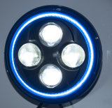 "7"" High Low Beam Harley LED Headlights"